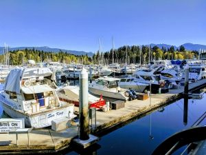 Outspotter | Coal Harbour Quay, Vancouver