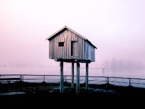 Outspotter | Lightshed By Liz Magor | Coal Harbour, Vancouver