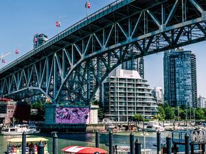 Outspotter   Granville Island Maple Syrup Caper   Under the Bridge