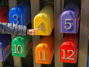 Outspotter   Granville Island Letterboxes