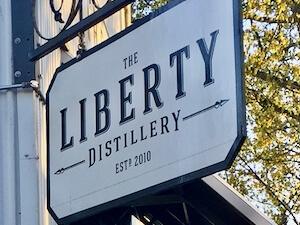 Outspotter   Granville Island   Liberty Distillery